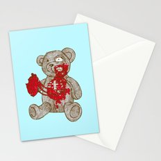 Give me your heart, give me your soul Stationery Cards