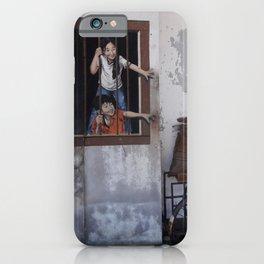 Street Art of Malaysia, Series iPhone Case