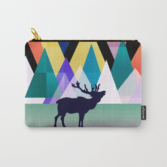 hipster Carry-All Pouch