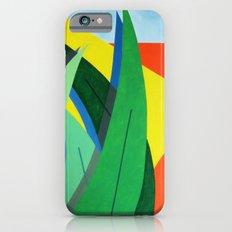 Plantain - Paint Slim Case iPhone 6s