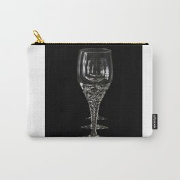 Studio: Wine Glasses Carry-All Pouch