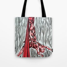Wrapped with each other Tote Bag