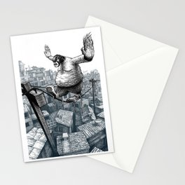 Furry Fingers Stationery Cards