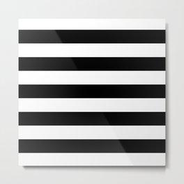 Grid 02 Metal Print