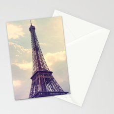 Paris Le Tour Eiffel  Stationery Cards