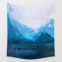 Tomorrow's Digital Landscape 20160126g Wall Tapestry