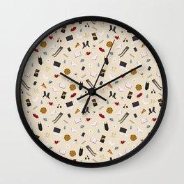 Pajama party Wall Clock