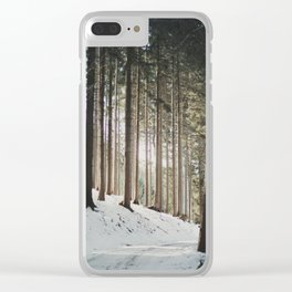 attersee (18) Clear iPhone Case