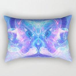 Arcturian Integration Rectangular Pillow