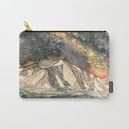Mount Sopris and the Galaxy Carry-All Pouch