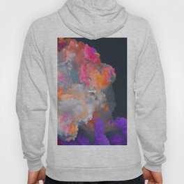 Orage (Colorful clouds in the sky III) Hoody