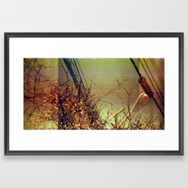 Spring into Now Framed Art Print