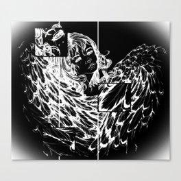 NV: Nakai's Wings Canvas Print