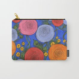 Colors in the Blue Ridge Mountains Carry-All Pouch