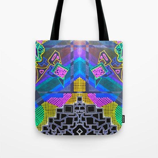 Abstract 2B Tote Bag