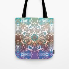 Mandala ornament Tote Bag