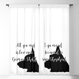 All You Need Blackout Curtain