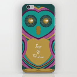 Love & Wisdom iPhone Skin