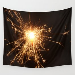 Sparkler  Wall Tapestry