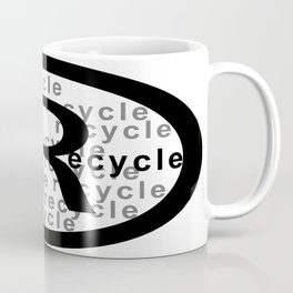 recycle registered Coffee Mug