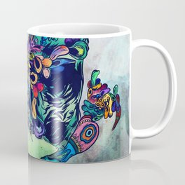 Spun Coffee Mug