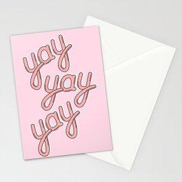 YAY YAY YAY 02! Stationery Cards