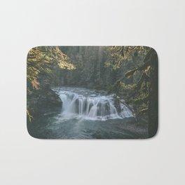 Lewis River Falls Bath Mat