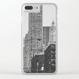 River North Clear iPhone Case