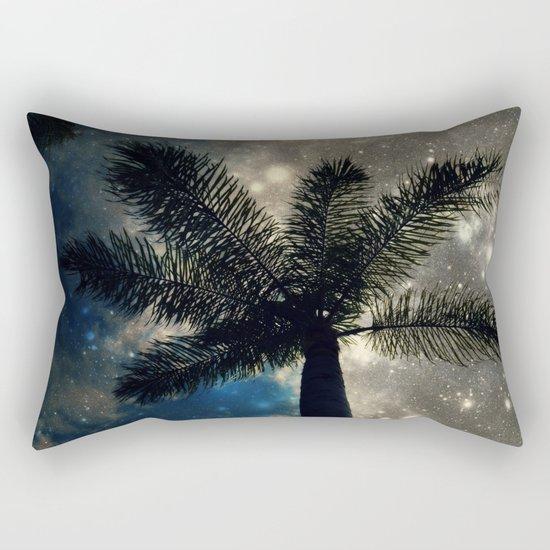 the half  Rectangular Pillow