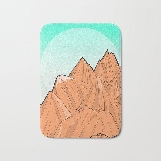 Sand Mountain Bath Mat