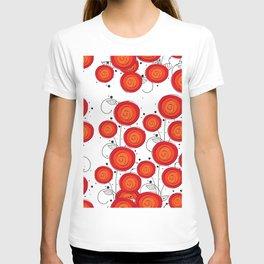 Layla Poppies T-shirt