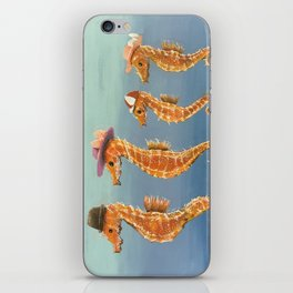 Family Outing iPhone Skin