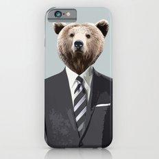 Bear Suit Slim Case iPhone 6s
