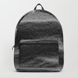 Sand_Ripples - Black and White Backpack