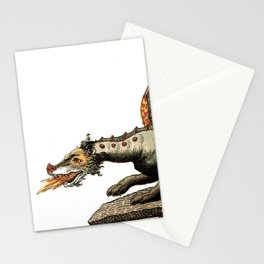 Dragon 1806 Stationery Cards