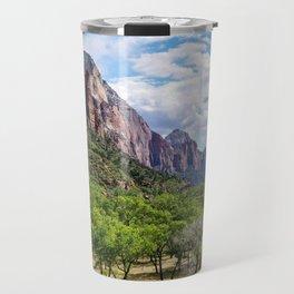 Valley cliffs 4 Travel Mug