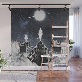 9th JULY - Full Moon Wall Mural