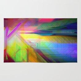 Abstract 9590 Rug
