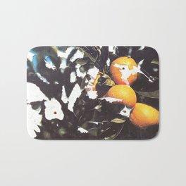 Just Oranges Bath Mat
