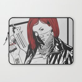 Redheads do it better ;) Laptop Sleeve
