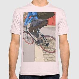 City traveller T-shirt