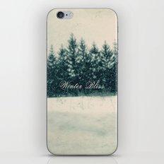 Winter Bliss iPhone & iPod Skin