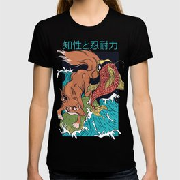 Fox & Fish T-shirt