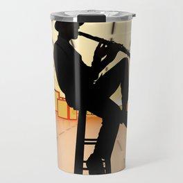 Cool Jazz 3 Travel Mug