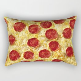 Who Wants Pizza? Rectangular Pillow