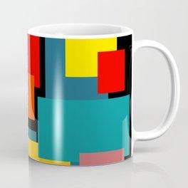 Color Blocks #8-2 Coffee Mug