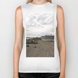 Sand English Bay Biker Tank
