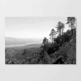Roosevelt Lake Canvas Print