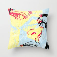 D. 01 Throw Pillow