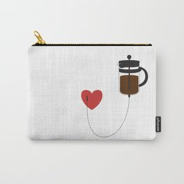 IV Coffee Carry-All Pouch
